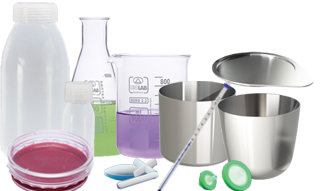 Testing Lab consumables