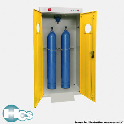 Cabinet for Gas Cylinder