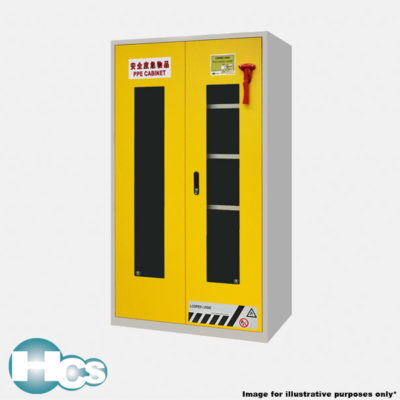Cabinet for PPE