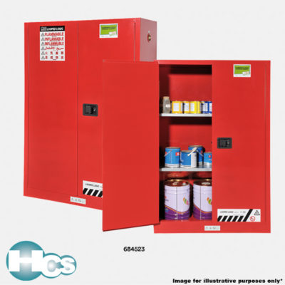 Cabinet for Combustibles